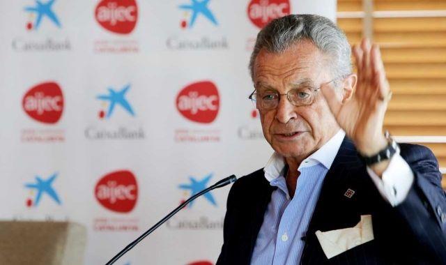 Josep Lluis Rovira és expresident de Pimec | Cedida