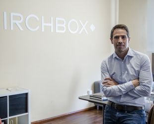 Àlex Vallbona, 'managing director' Spain de Birchbox | Àngel Bravo