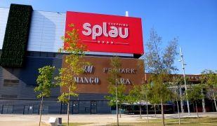El centre comercial Splau de Cornellà de Llobregat