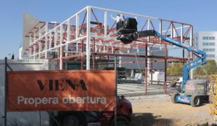 El restaurant Viena s'obrirà abans del Nadal. | Artur Ribera
