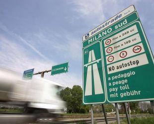 Atlantia compta amb diverses concessions d'autopistes a Itàlia