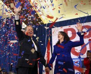 Doug Jones és el nou Senador demòcrata per Alabama