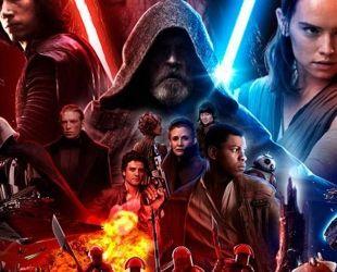 El pòster de l'última estrena de la sèrie 'Star Wars'