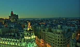 Madrid és una de les ciutats més buscades  Felipe Gabaldón