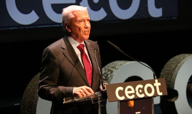 Antoni Abad és president de la Cecot   ACN