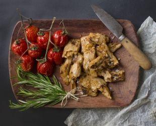 Un plat elaborat amb Heura | Cedida