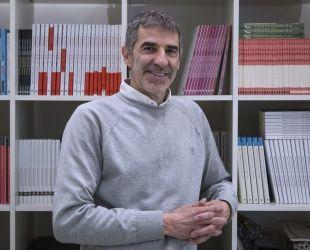 Ferran Ramon Cortés és director de l'Institut 5 Fars| Àngel Bravo