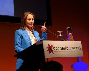 Segolène Royale és presidenta de la Convenció Marc de les Nacions Unides sobre el Canvi Climàtic de l'Acord de París | Cedida