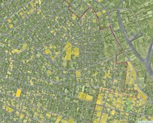 Imatge del projecte cadastral d'Infraplan a Barranquilla