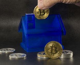 La compra de l'àtic és la primera operació amb bitcoins en un mercat d'alt valor