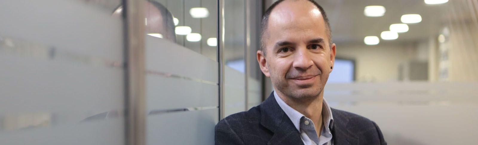 Guifré Homedes és director general d'Amat Immobiliaris | Artur Ribera