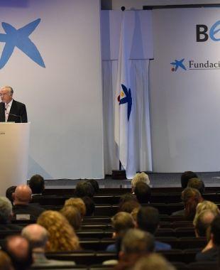 Presentació del programa de beques | Europa Press