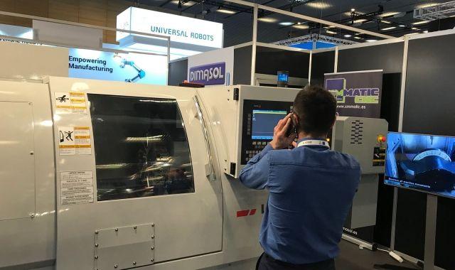 Les màquines, les persones, tot està avui dia connectat, com s'ha vist aquest dimarts a l'Advanced Factories | NNG