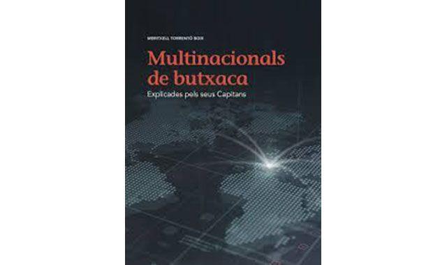 Portada del llibre 'Multinacionals de butxaca'