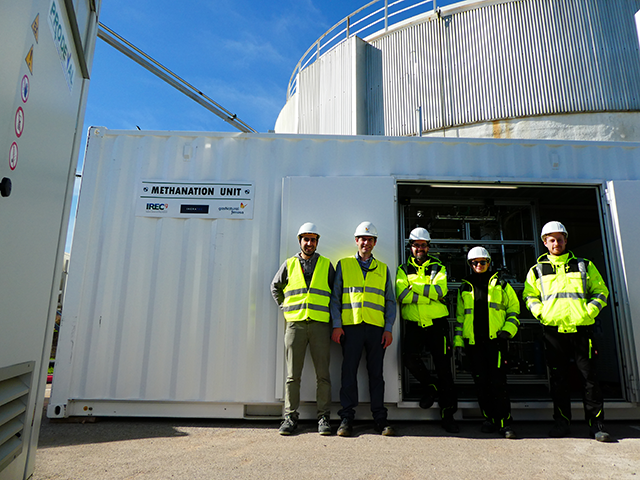 Gas natural produir gas renovable des de sabadell - Oficina gas natural sabadell ...