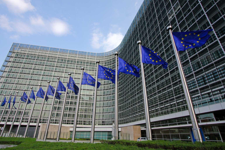 L'edifici de la Comissió Europea a Brussel·les